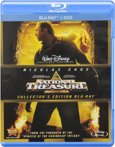National Treasure National Treasure Blu Ray Ws Pg Incl. DVD