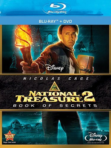 National Treasure 2 National Treasure 2 Blu Ray Ws National Treasure 2