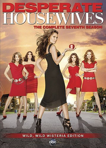 Desperate Housewives Desperate Housewives Season 7 Ws Nr 5 DVD