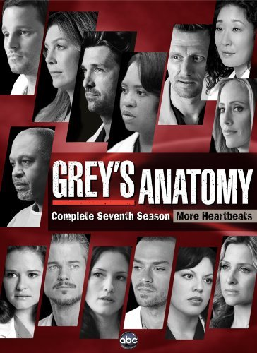 Grey's Anatomy Season 7 DVD Nr