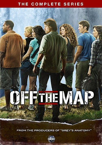 Off The Map Off The Map Complete Series Ws Nr 3 DVD