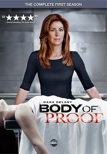 Body Of Proof Body Of Proof The Complete Fi Ws Nr 2 DVD