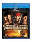 Pirates Of The Caribbean Curse Of The Black Pearl Depp Bloom Knightley Pg13 Blu Ray DVD