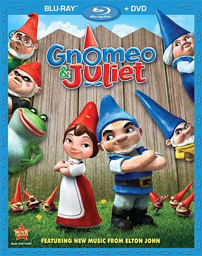 Gnomeo & Juliet Gnomeo & Juliet Blu Ray Ws G Incl. DVD