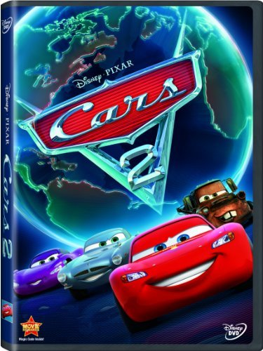 Cars 2 Disney DVD G