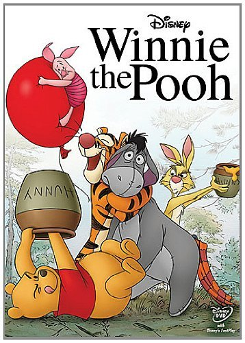 Winnie The Pooh Movie (2011) Disney DVD G