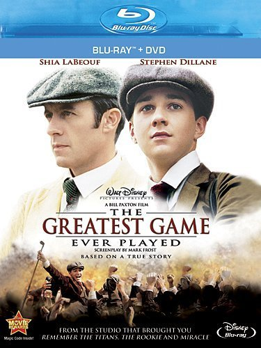 Greatest Game Ever Played Greatest Game Ever Played Blu Ray Ws Pg Incl. DVD