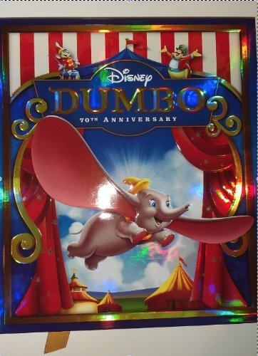 Dumbo Dumbo Blu Ray Ws 70th Annv. Ed. Dumbo
