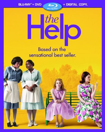 Help (blu Ray DVD + Digital Co Stone Davis Spencer Blu Ray Ws Pg13 Incl. DVD Dc