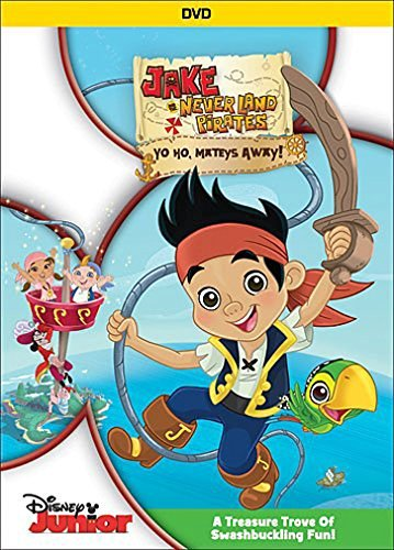 Yo Ho Mateys Away! Jake & The Never Land Pirates Nr