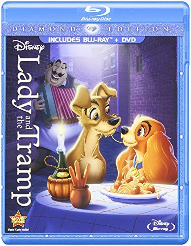 Lady & The Tramp Lady & The Tramp Blu Ray Ws Diamond Ed. G Incl. DVD