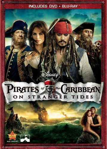 Pirates Of The Caribbean On St Depp Cruz Mcshane Blu Ray Ws On Stranger Tides