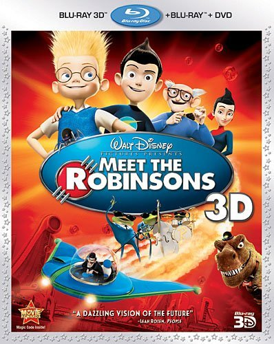 Meet The Robinsons 3d Meet The Robinsons 3d Blu Ray 3d Ws G 3 Br