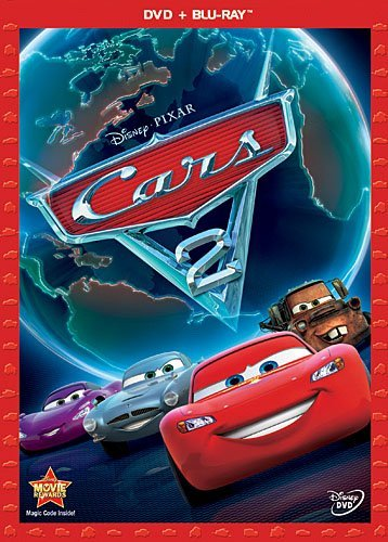 Cars 2 Cars 2 Ws G Incl. Blu Ray