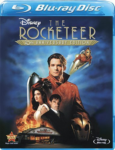 Rocketeer Campbell Connelly Arkin Dalton Blu Ray Ws 20th Anniv. Ed. Campbell Connelly Arkin Dalton