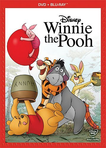 Winnie The Pooh Movie (2011) Winnie The Pooh Movie (2011) Blu Ray Ws DVD Packaging Winnie The Pooh Movie (2011)