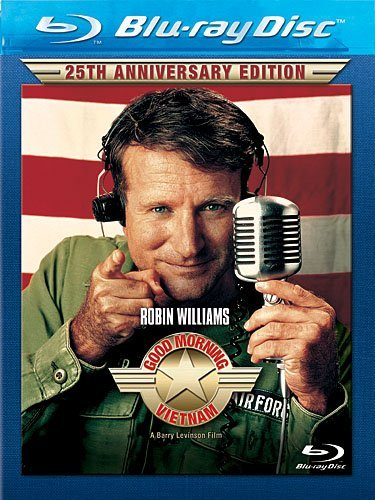 Good Morning Vietnam Williams Whitaker Blu Ray Ws 25th Anniv. Ed. Williams Whitaker