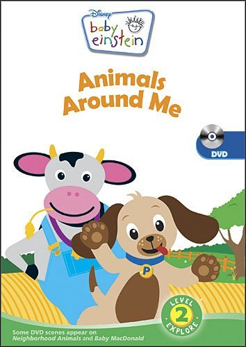 Animals Around Me Baby Einstein G