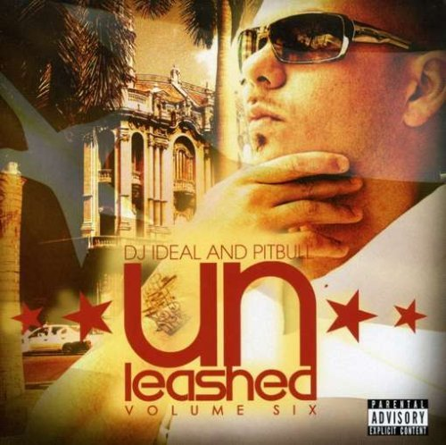 Pitbull & Dj Ideal Vol. 6 Unleashed 3 CD