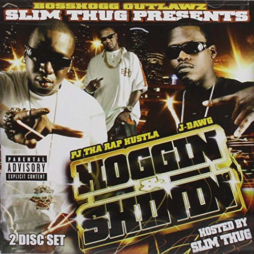 Slim Thug Higgin & Shinnin Explicit Version 3 CD