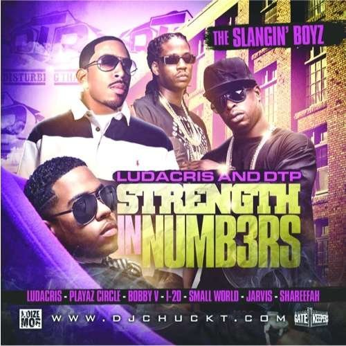 Ludacris Dtp Strength In Numbers Explicit Version