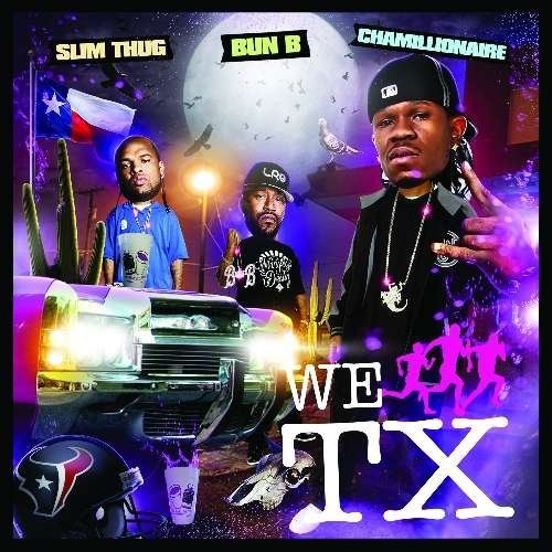 Chamillionaire Slim Thug Bun B We Run Texas Explicit Version We Run Texas