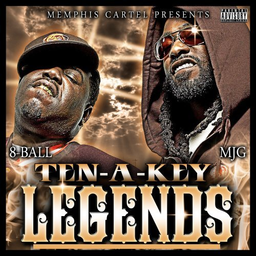8ball & Mjg Ten A Key Legends Explicit Version