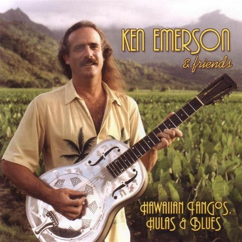 Ken Emerson Hawaiian Tangos Hulas & Blues