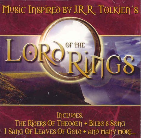 Lord Of The Rings Score Music By J.R.R. Tolkeins