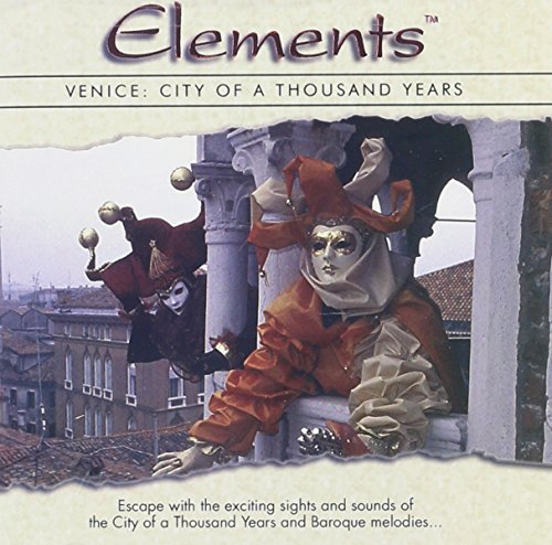 Elements Sights & Sounds Venice City Of A Thousand Yea Incl. DVD Elements Sights & Sounds
