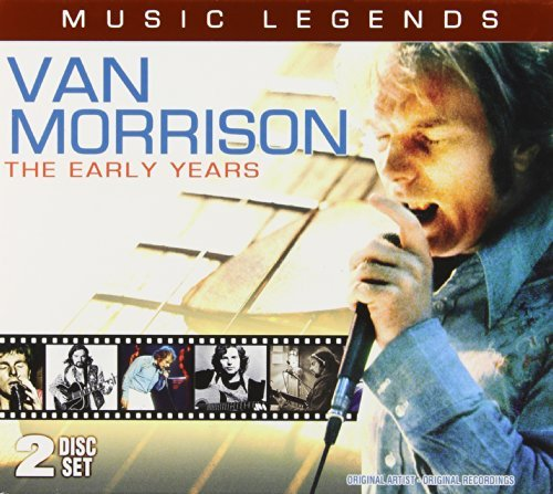Van Morrison Early Years Incl. DVD Music Legends