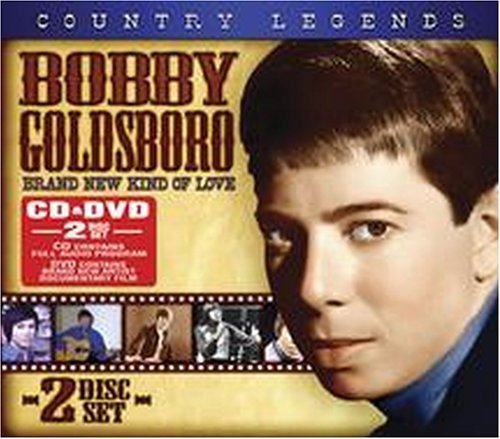 Bobby Goldsboro Brand New Kind Of Love Incl. DVD