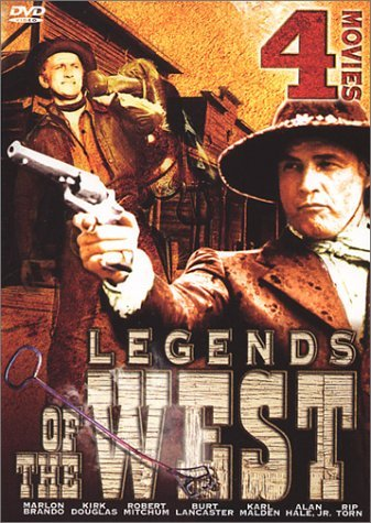 Movie Set Legends Of The West Clr Nr