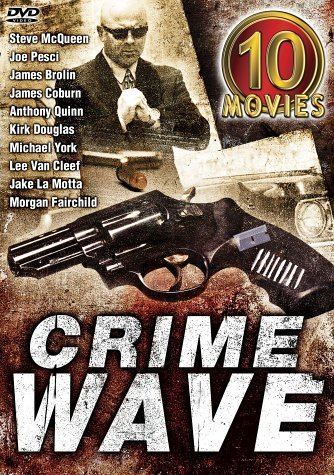 Movie Set Crime Wave Clr Bw R 10 On 5