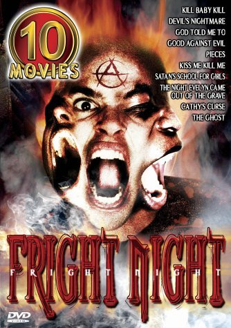Movie Set Fright Night Clr R 10 On 5