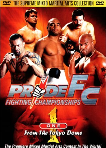 Pride Fc Vol. 1 From The Tokyo Dome Clr Nr
