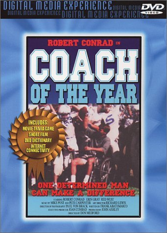 Coach Of The Year Conrad Gray West Clr Nr