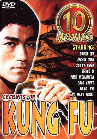 Movie Set Legends Of Kung Fu Clr Nr 5 DVD
