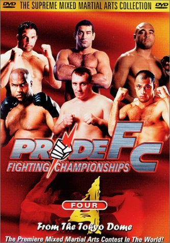 Pride Fc Vol. 4 From The Tokyo Dome Clr Nr