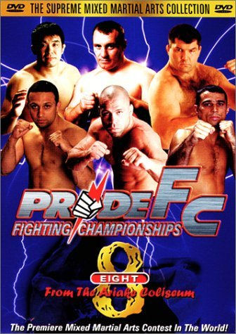 Pride Fc Vol. 8 From The Ariake Coliseu Clr Nr