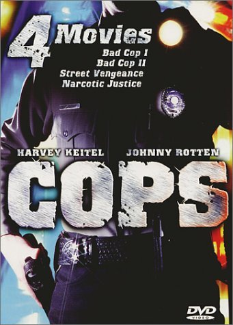Movie Set Cops Clr Nr 2 DVD