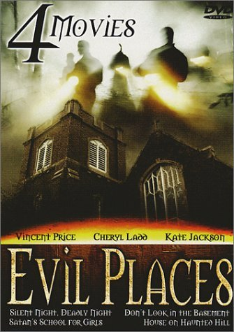 Evil Places Collection Evil Places Collection Clr Nr 2 DVD