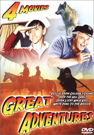 Movie Set Great Adventures Clr Nr 2 DVD