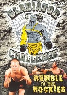 Gladiator Challenge Rumble In The Rockies Clr Nr