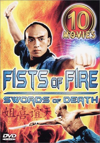 Movie Set Fists Of Fire Swords Of Death Clr Nr 5 DVD