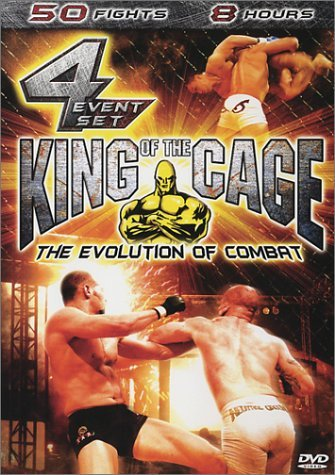 King Of The Cage Event Set Clr Nr 4 On 2
