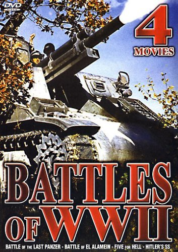 Movie Set Battles Of Wwii Clr Nr 4 On 2