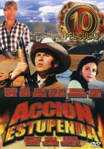 Accion Estupenda Movie Set Accion Estupenda Movie Set Clr Nr 5 DVD