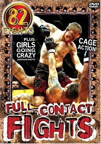 82 Fight Set Full Contact Fights Clr Nr 5 DVD