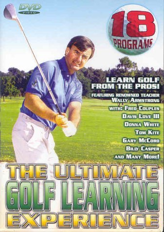 Ultimate Golf Learning Experie Gift Set Clr Nr 5 DVD